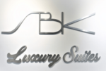 SBK  LUXURY SUITES Logo
